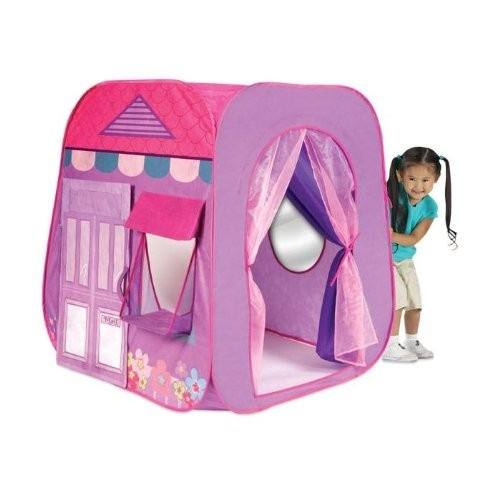 Casa Armable - Castillo Princesa del Hogar para Niña Carpa para niñas