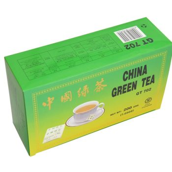 TE VERDE GREEN TEA - Adelgaza con el Mejor Te Verde Adelgazante Delicioso / CAJA X 100 SACHETS