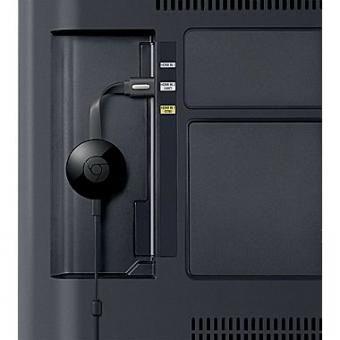 Google - Chromecast 2da Generacion HDMI Convertidor Tv A Smart Tv Streaming Media Player