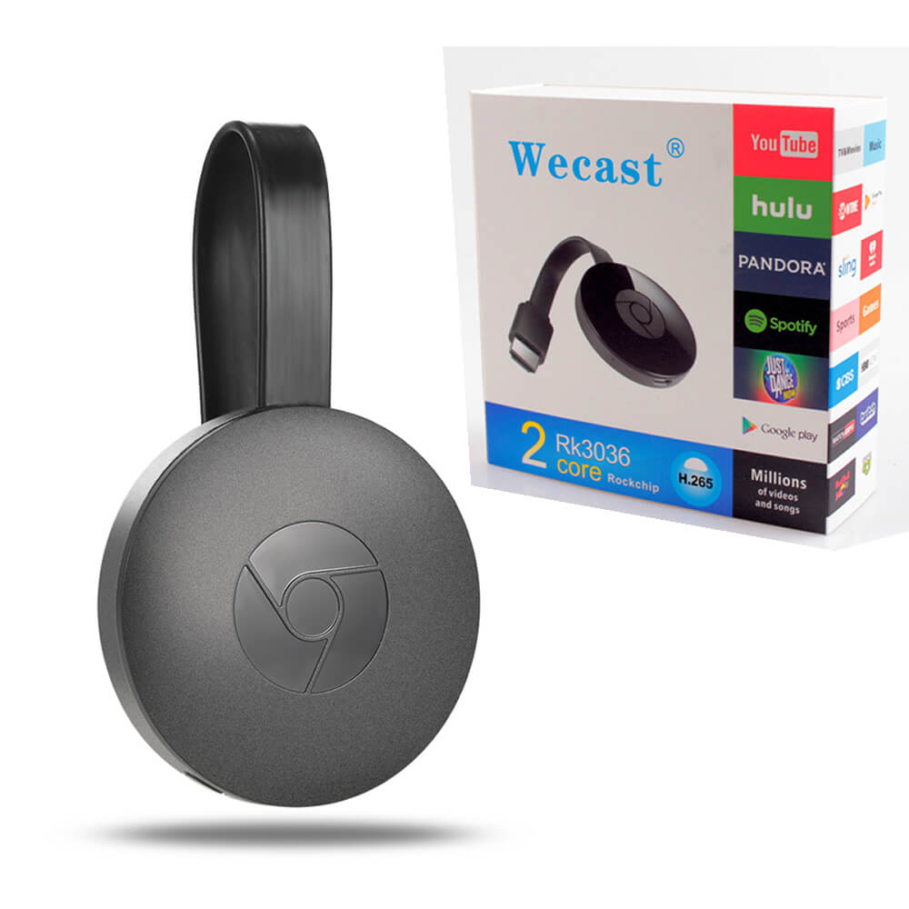 Wecast WiFi Display HDMI Dongle Miracast DLNA AirPlay ...